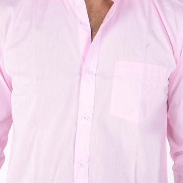 Bendiesel Plain Cotton Shirt_Bdf047 - Pink