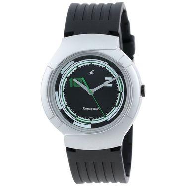 Fastrack Analog Watch_ 748pp03 - Black