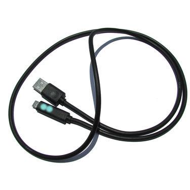 Flashmob C423CA Premium Micro USB and Data Sync Cable - Black
