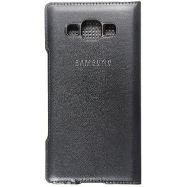 Flashmob C397FC Smart Interactive Flip Cover for Samsung Galaxy A3 - Black