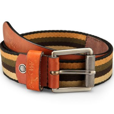 Pin Buckle Casual Belt_Rb019 - Multicolor