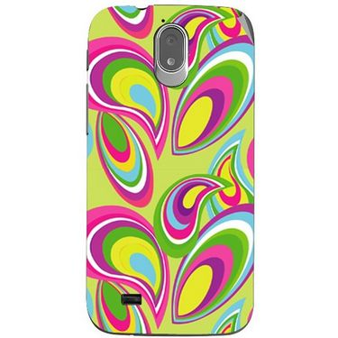 Snooky 41191 Digital Print Mobile Skin Sticker For XOLO Play T1000 - multicolour