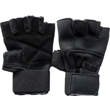 Combo of Protoner Gym Bag - Muscles Under Construction With Gloves