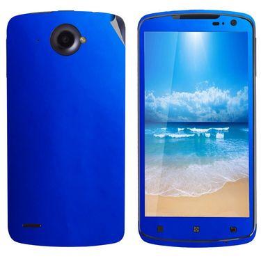 Snooky 20484 Mobile Skin Sticker For Lenovo S920 - Blue