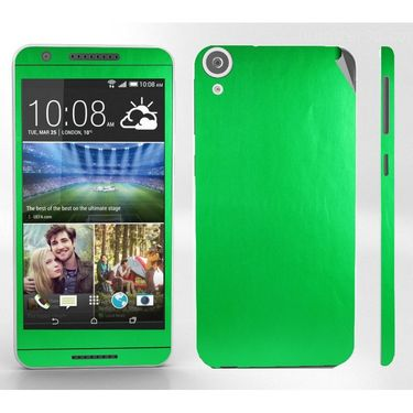 Snooky 20559 Mobile Skin Sticker For Htc Desire 820 - Green