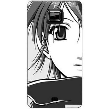 Snooky 42494 Digital Print Mobile Skin Sticker For Micromax Ninja A91 - Grey