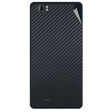 Snooky 43207 Mobile Skin Sticker For Intex Aqua Desire - Black