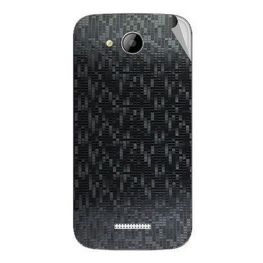 Snooky 43260 Mobile Skin Sticker For Intex Aqua i5 - Black