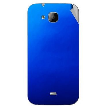 Snooky 43316 Mobile Skin Sticker For Intex Aqua N2 - Blue