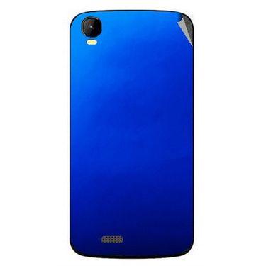 Snooky 43436 Mobile Skin Sticker For Intex Aqua Speed - Blue