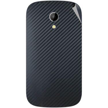 Snooky 43507 Mobile Skin Sticker For Intex Aqua T2 - Black