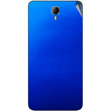 Snooky 43628 Mobile Skin Sticker For Intex Aqua Star 2 - Blue