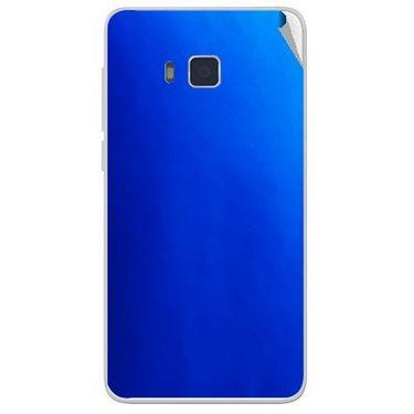 Snooky 43736 Mobile Skin Sticker For Lava Iris 406Q - Blue