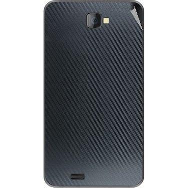 Snooky 43759 Mobile Skin Sticker For Lava Iris 502 - Black