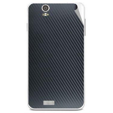Snooky 43891 Mobile Skin Sticker For Lava Iris X5 - Black