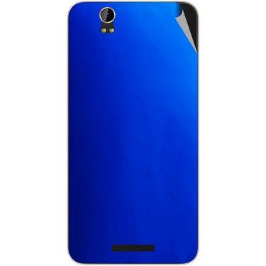 Snooky 43904 Mobile Skin Sticker For Lava Iris X1 Grand - Blue