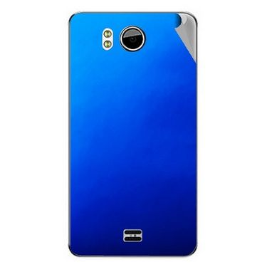 Snooky 44168 Mobile Skin Sticker For Micromax Canvas Doodle A111 - Blue