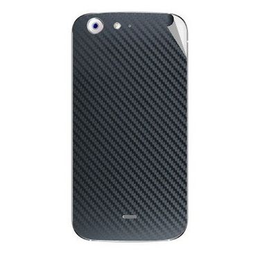 Snooky 44251 Mobile Skin Sticker For Micromax Canvas 4 A210 - Black