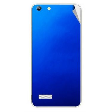 Snooky 44336 Mobile Skin Sticker For Micromax Canvas Hue AQ5000 - Blue