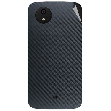 Snooky 44347 Mobile Skin Sticker For Micromax Micromax Android One - Black