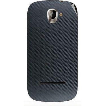 Snooky 44395 Mobile Skin Sticker For Xolo A500 - Black