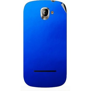 Snooky 44396 Mobile Skin Sticker For Xolo A500 - Blue