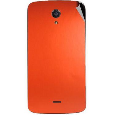 Snooky 44522 Mobile Skin Sticker For Xolo Omega 5.5 - Orange