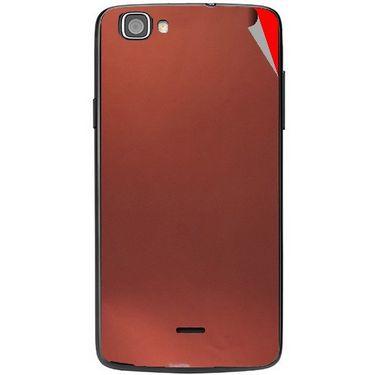 Snooky 44531 Mobile Skin Sticker For Xolo One - Copper