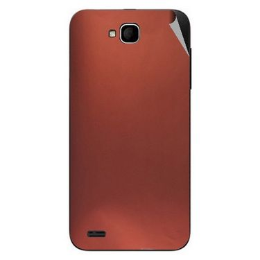 Snooky 44603 Mobile Skin Sticker For Xolo Q800 - Copper