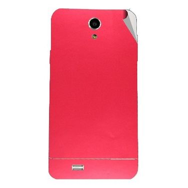 Snooky 44614 Mobile Skin Sticker For Xolo Q900 - Red