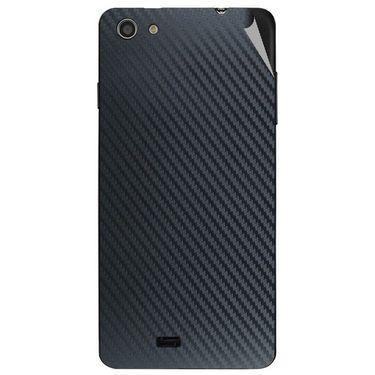 Snooky 44623 Mobile Skin Sticker For Xolo Q900s - Black