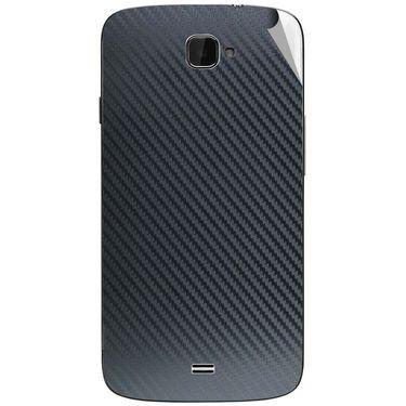 Snooky 44647 Mobile Skin Sticker For Xolo Q1000 Opus - Black