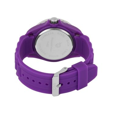 Chappin & Nellson Analog Round Dial Watch For Women_Cnp1w36 - Purple