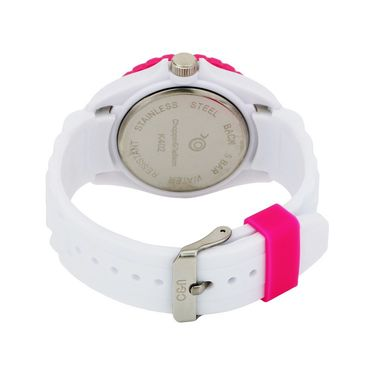 Chappin & Nellson Analog Round Dial Watch For Women_Cnp9w29 - Pink
