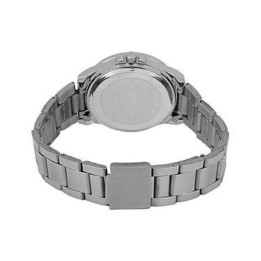 Exotica Fashions Analog Round Dial Watch For Women_Efl96w11 - White