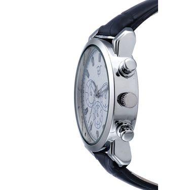 Rico Sordi Analog Round Dial Watch_Rwl39 - White