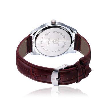 Rico Sordi Analog Round Dial Watch_Rwl40 - White