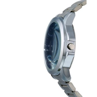 Rico Sordi Analog Round Dial Watch_Rws50 - Black