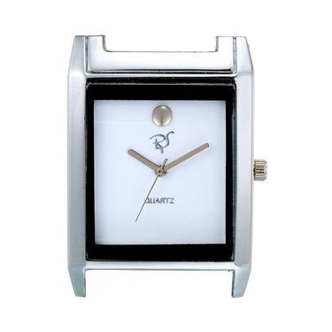 Rico Sordi Analog square Dial Watch_Rws55 - White