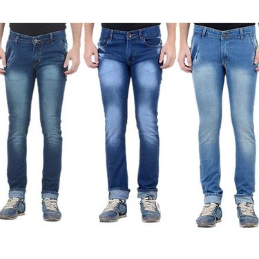 Pack of 3 Faded Slim Fit Jeans_jfr457