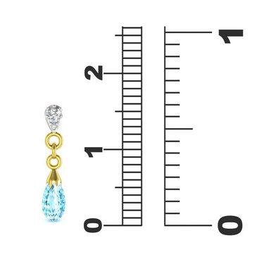 Ag Real Diamond Karishma Earrings_Agge022y