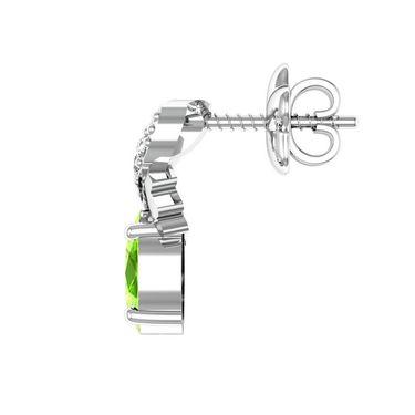 Ag Real Diamond Nidhi Earrings_Agge030w