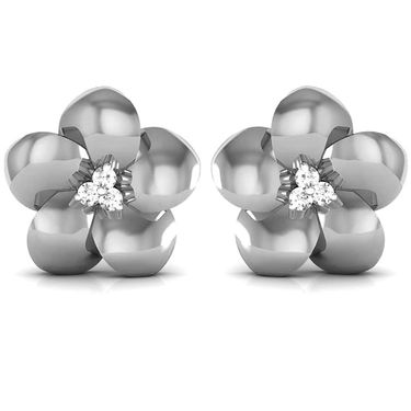 Ag Real Diamond Pallavi Earrings_Agse0054w