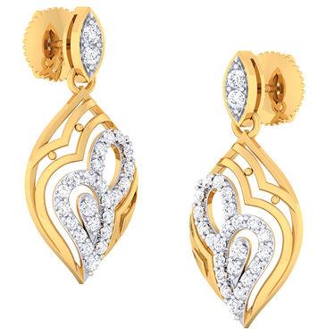 Kiara Sterling Silver Jayshri Earrings_5165e