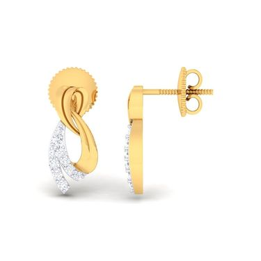 Kiara Sterling Silver Pooja Earrings_5168e