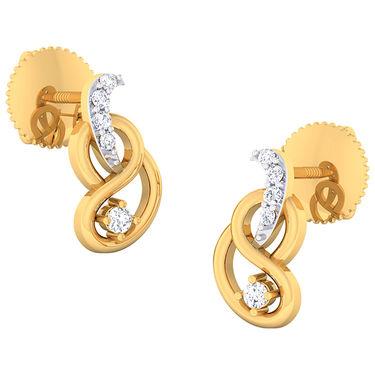 Kiara Sterling Silver Sujata Earrings_5226e