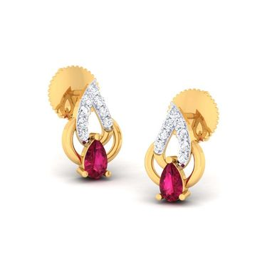 Kiara Sterling Silver Meghana Earrings_5231e