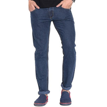 Pack of 2 Fizzaro Cotton Regular Fit Jeans_Fc222333