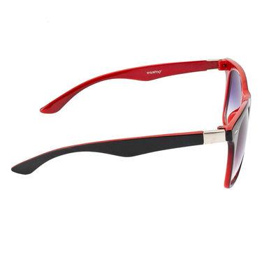 Mango People Plastic Unisex Sunglasses_Mp39003bk - Black