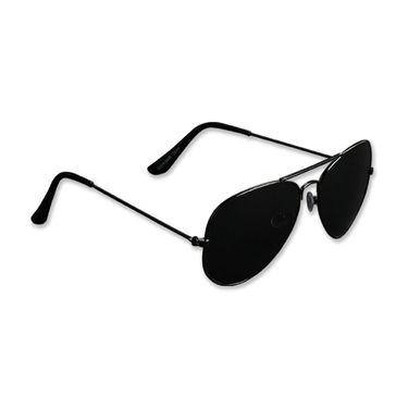 Mango People Metal Unisex Sunglasses_Mpavi2001gry - Black